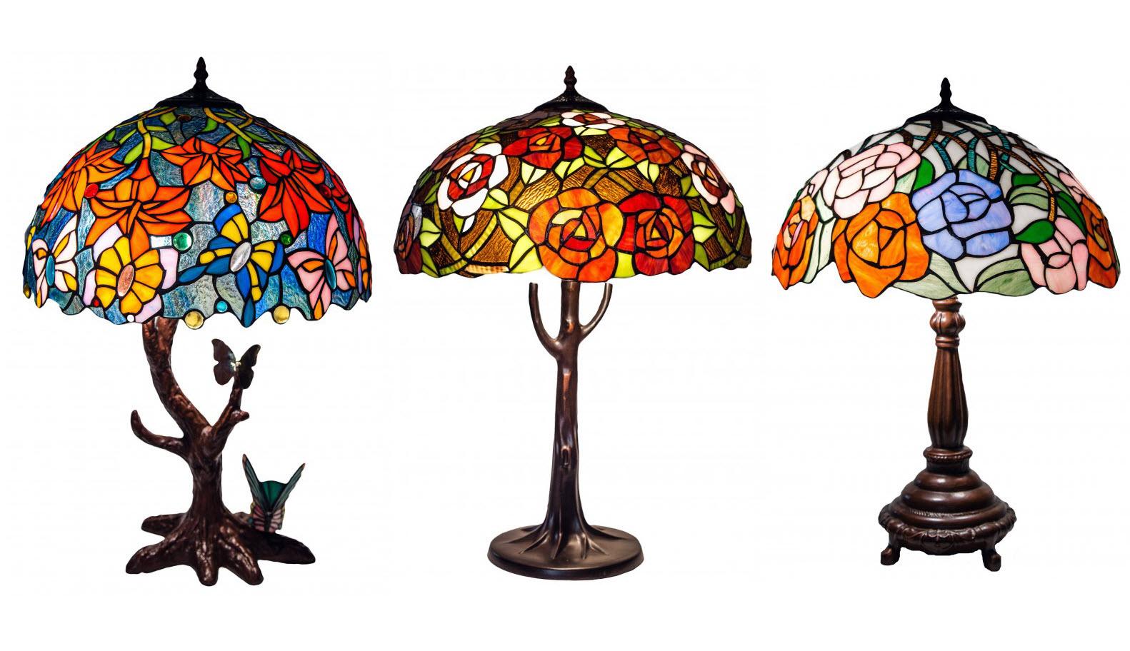 цена лампы Тиффани