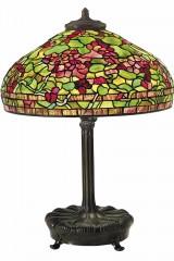 Оригінал лампа Тіффані NASTURTIUM (Настурція)