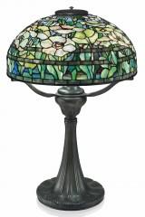 Оригінал лампа Тіффані ORIENTAL POPPY (Східні маки)