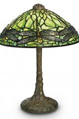 Оригинальная лампа Тиффани DRAGONFLY (Стрекоза)