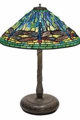 Лампа Тіффані DRAGONFLY (Бабка), оригінал