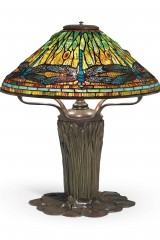 Оригінал лампа Тіффані DRAGONFLY (Бабка)