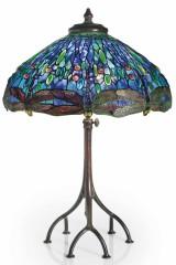 Оригинальная лампа Тиффани DROPHEAD DRAGONFLY (Стрекоза)