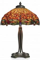 Лампа Тиффани DROPHEAD DRAGONFLY (Стрекоза), оригинал