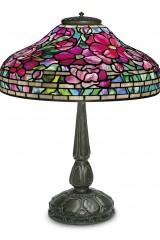 Оригинальная лампа Тиффани PEONY (Пионы)