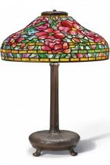 Оригинальный светильник Тиффани PEONY (Пионы)