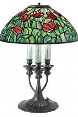 Оригинальный светильник Тиффани TULIP (Тюльпаны)