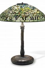 Оригинальная лампа Тиффани DOGWOOD (Кизил)