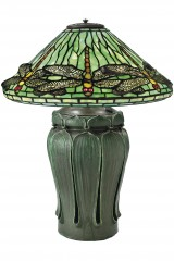 Лампа Тиффани DRAGONFLY (Стрекоза), подлинник