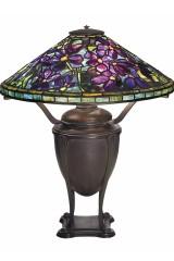 Оригинальная лампа Тиффани CLEMATIS (Клематис)