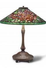 Лампа Тиффани CLEMATIS (Клематис), оригинал