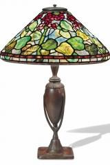 Лампа Тиффани GERANIUM (Герань), оригинал