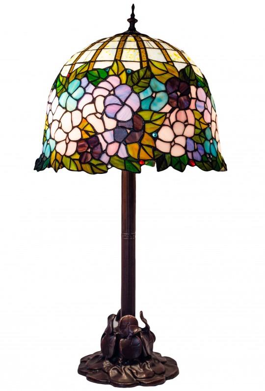 """Лампа Тіффані """"Букет для принцеси"""""""