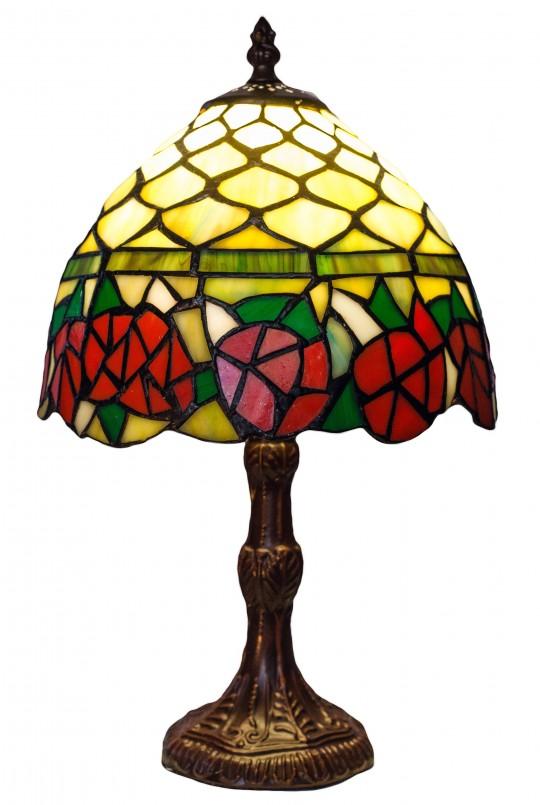 """Лампа Тіффані """"Весняний вінок"""""""