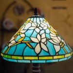"""Лампа Тиффани """"Цветущий сад"""""""
