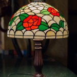 """Лампа Тиффани """"Бутоны роз"""""""