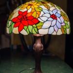 "Лампа Тиффани ""Вальс цветов"""